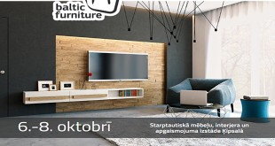 نمایشگاه BALTIC FURNITURE 2017